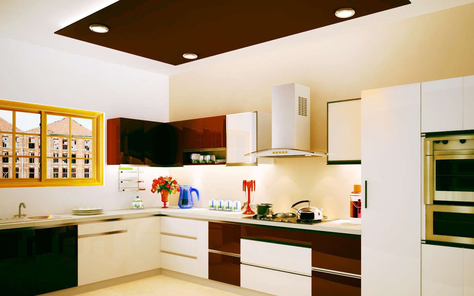 modular kitchen in karur
