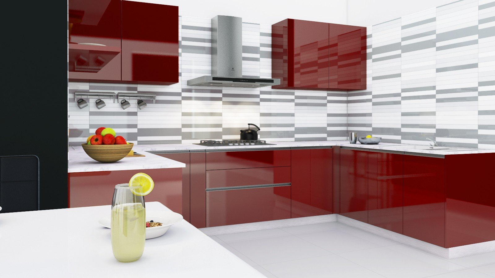 modular kitchen in sivakasi