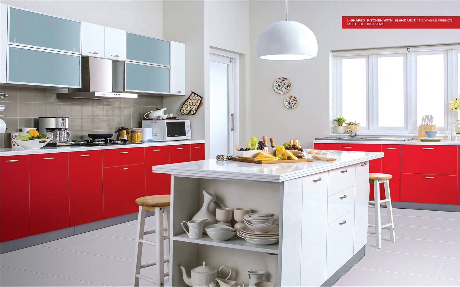 modular kitchen in theni